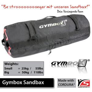 Sandbag bis 25Kg und bis 50Kg