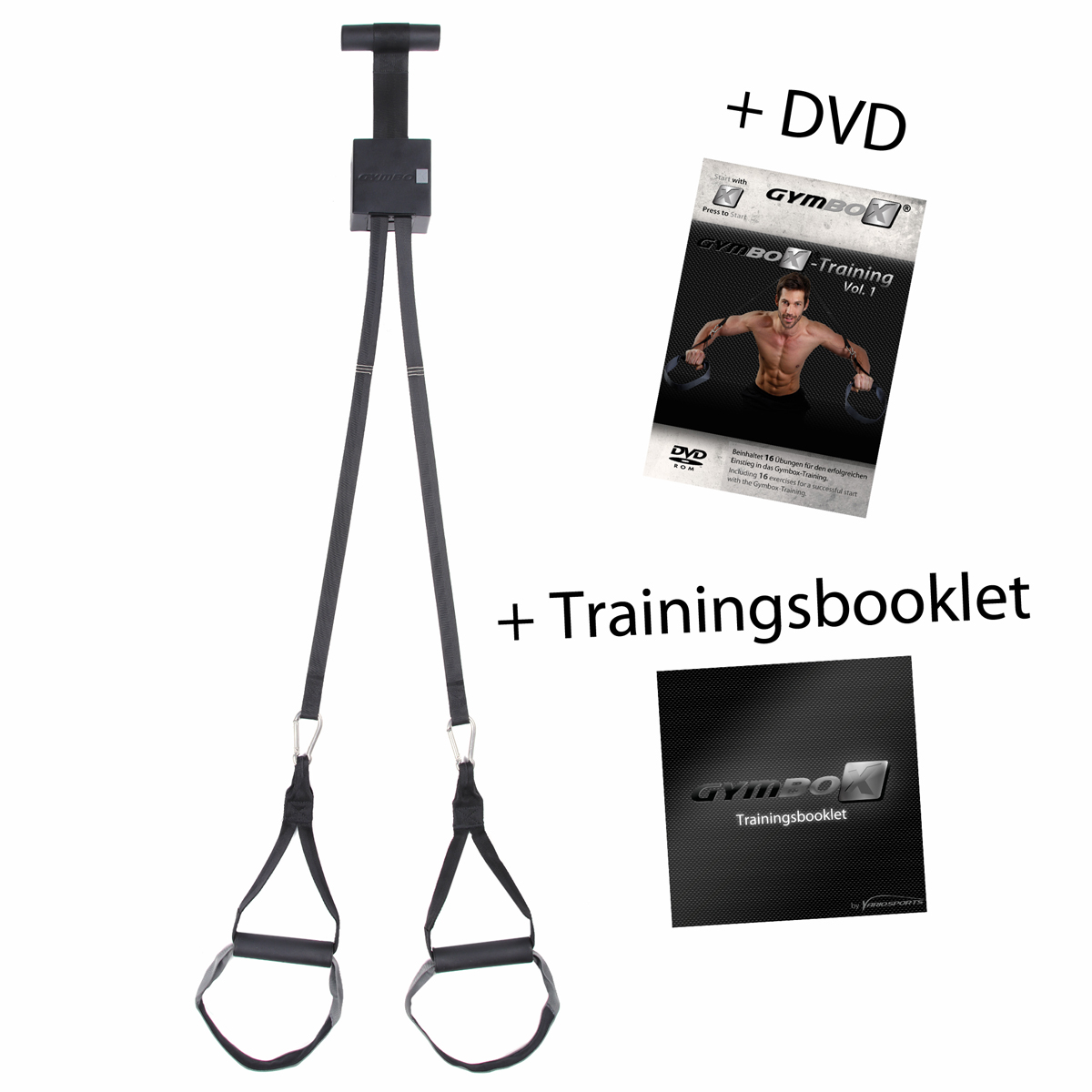 Gymbox® Paket Suspension Trainer mit Türanker
