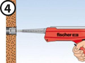 Sling Trainer Befestigung - Fischerkit 04
