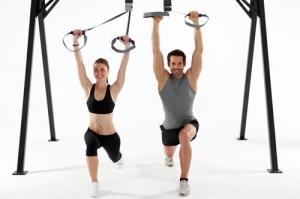 Schlingentrainer für Fitnessstudios