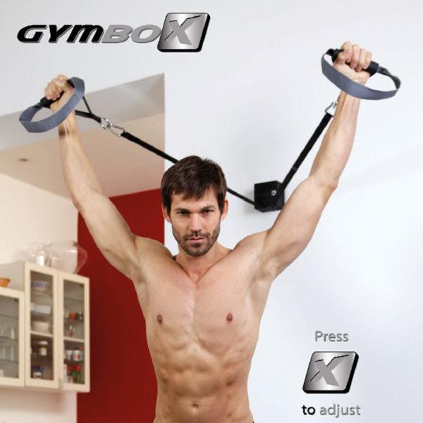 Gym01 Gymbox Schlingentrainer