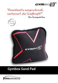 Sand-Pad von Gymbox