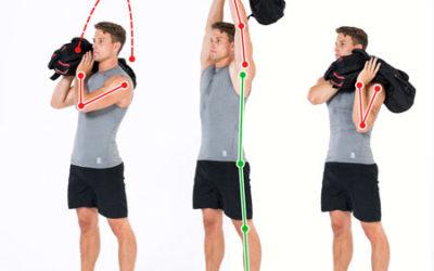 Shoulder Lift Side to Side