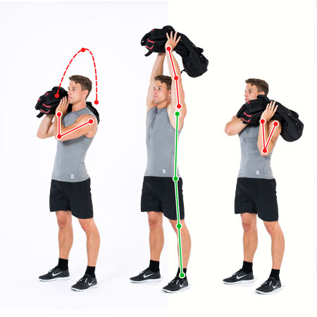 Shoulder Lift Side to Side