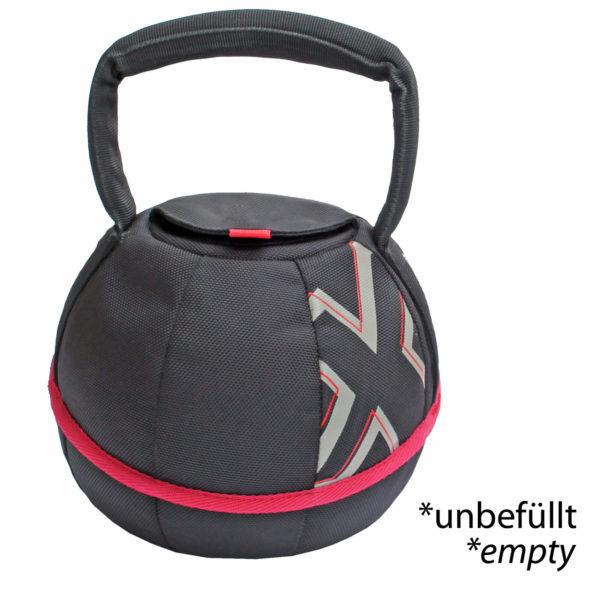Gymbox Smashbell Kettlebell unbefüllt