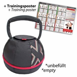 Gymbox Smashbell Kettlebell