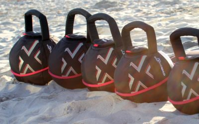 Kettlebell made of fabric by Gymbox