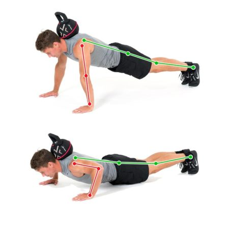 Chest Press Weighted