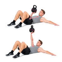 Instabile Chest Press