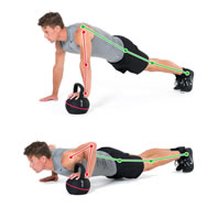 Push-up One Arm